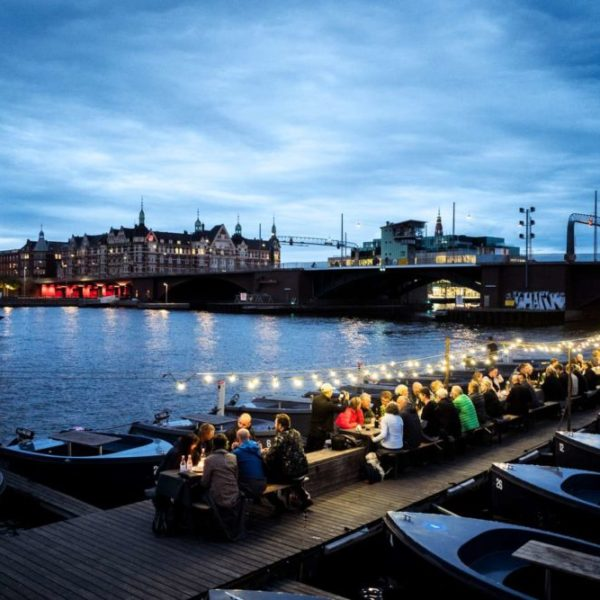 Copenhagen Cooking & Food Festival 2018 - GoBoat event, Seafood Saturday by the water.